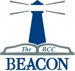 The RCC Beacon logo