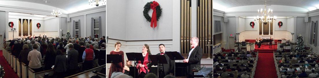 Triphoto - Abendmusik Christmas Concert