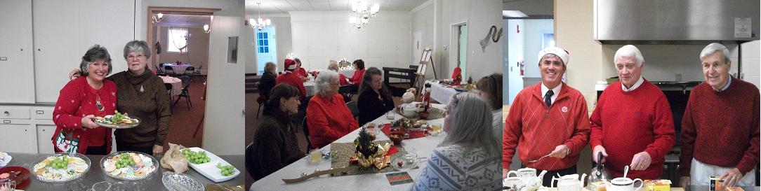 Triphoto - Christmas Tea Party