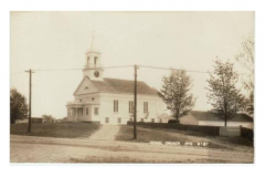 Rye Congregational Church - 1908
