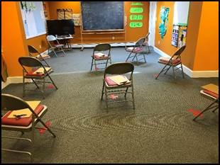 This image has an empty alt attribute; its file name is Sunday-School-Orange-Room.jpg